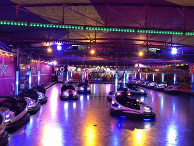 Dodgems @ night