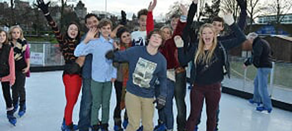 Group Skating